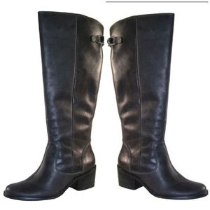 MATISSE // Tundra Knee High Riding Boots Black 8.5